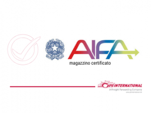 GM INternational AIFA Certified Warehouse