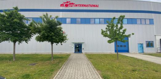 nuova sede GM International